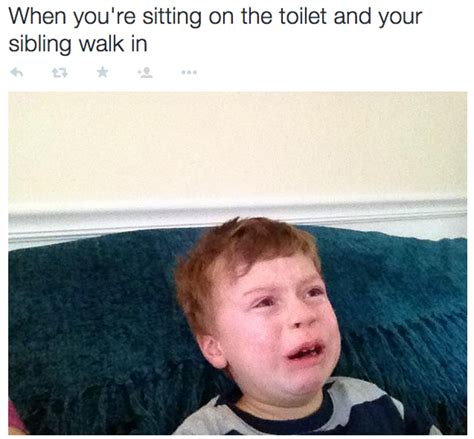 Siblings Fighting Meme - 22 pictures that are too real for people with siblings