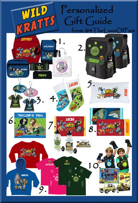 Pers Giveaway - wild kratts live tour giveaway my silly little gang