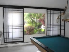 Patio Screen Sliding Door Shoji Screens For Patio Door With Sliding Track