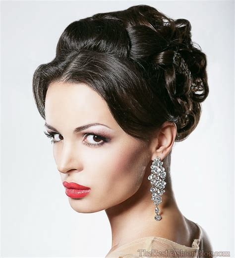 Hairstyles For The Evening | gorgeous evening hairstyles for women 2018