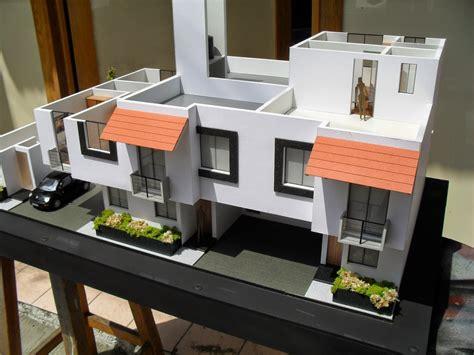 imagenes de maquetas minimalistas maqueta de casa habitacion