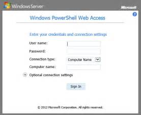 powershell comment section step by step deploying powershell web access canitpro