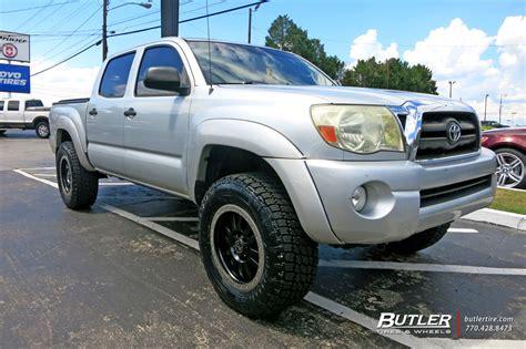 Toyota Tacoma Philippines Toyota Tacoma With 18in Black Rhino Tanay Wheels