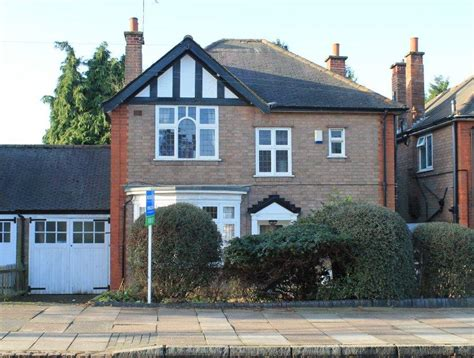 3 bedroom house in leicester 3 bedroom detached house for sale in kingsway road