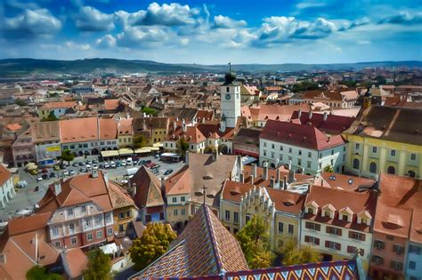 Traveling Romania   Things to Do in Sibiu   Just a Pack