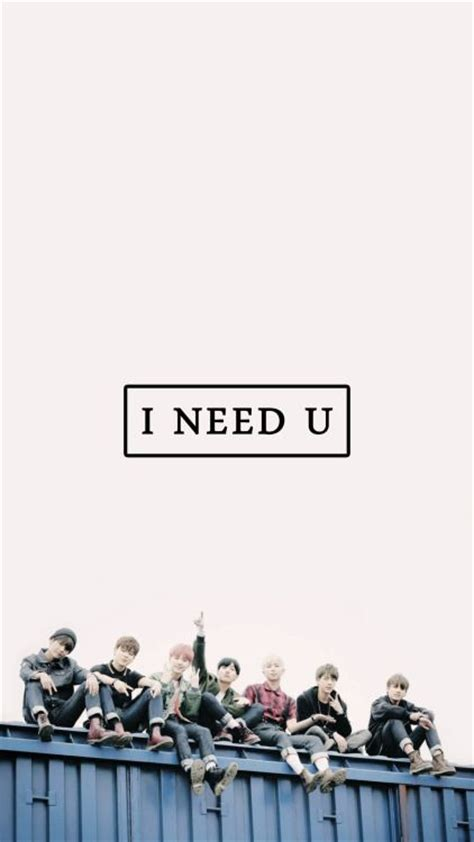 wallpaper bts i need u 17 best images about phone wallpaper on pinterest boys