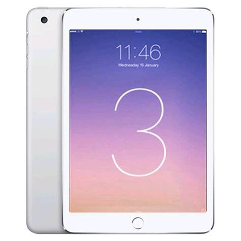 3 Mini 64gb apple mini 3 a1599 wifi 64gb silver ap mini3
