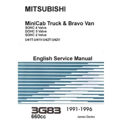 mitsubishi mini truck engine mitsubishi minicab bravo 3g83 engine service manual