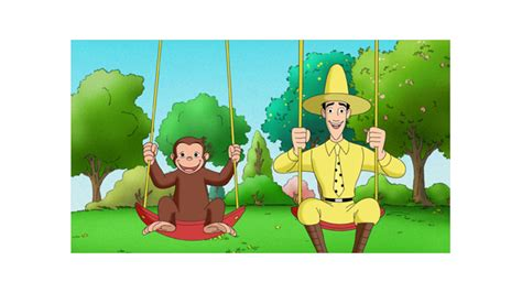 george swing pbs kids premieres quot curious george swings into spring quot on