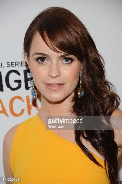 toyota commercial actress orange is the new black actress taryn manning attends orange is the new black