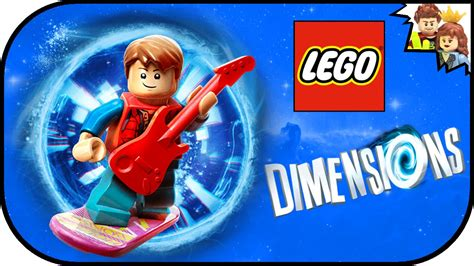 Lego 71201 Dimensions Level Pack Back To The Future lego dimensions back to the future level pack 71201 build review