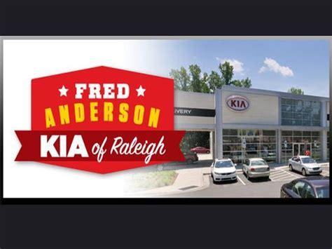 Fred Kia Raleigh Nc Fred Kia Of Raleigh Raleigh Nc 27617 Car
