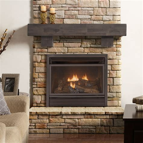 procom ventless fireplace insert Modern Ventless