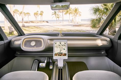 Volkswagen Buzz 2020 by We Checked Out The Inside Of The New Vw And It S