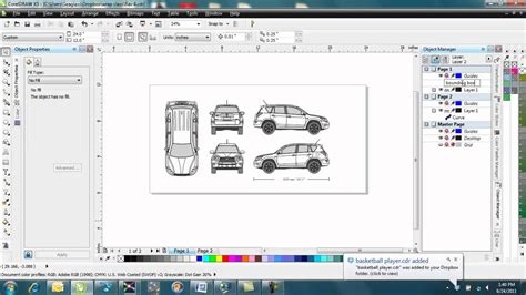 photo template software how to make a vehicle wrap template in corel draw