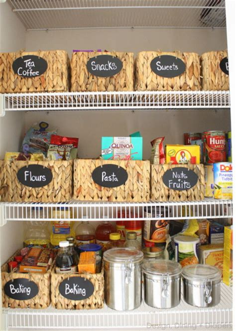 Kitchen Pantry Organization Baskets by Hometalk Tips For Organizing A Pantry