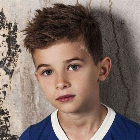 Boys Hairstyles Pictures by 17 Best Ideas About Boy Haircuts On
