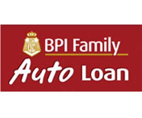 bpi family savings bank housing loan bpi family auto loan s free insurance promo with acts of