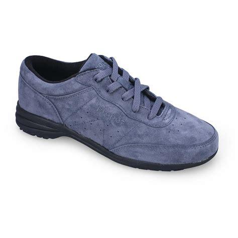 propet shoes s propet 174 washable walker suede shoes 197771