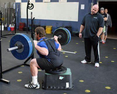 box squat bench to box squat or not part 2 the cons bonvec strength