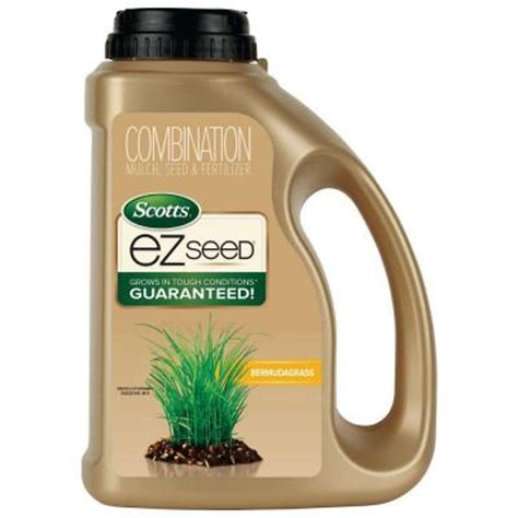 scotts turf builder ez 3 75 lb bermuda grass seed 17581