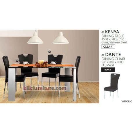 Filing Cabinet 4 Laci Uno Gold Ufl 4254 kenya dante vittorio meja makan set 4 kursi promo