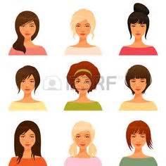 Différentes Coupes De Cheveux Homme by Indiennes Hommes Noirs Asiatiques Et Vecteur Isol