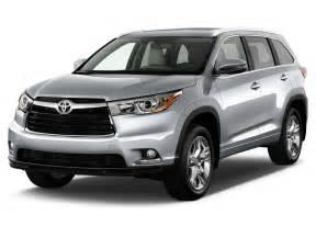 Toyota Highlander Images 2015 Toyota Highlander Review
