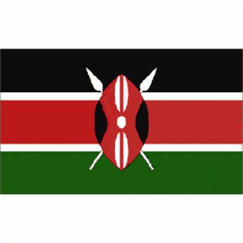 flags of the world kenya kenya flag 150x90cm