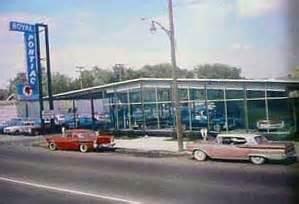 Pontiac Dealerships In Michigan Quot Legends Quot Ace Wilson S Royal Pontiac Dealership Post