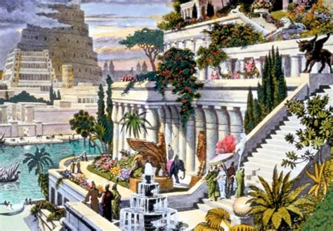 What Are The Hanging Gardens Of Babylon by The Hanging Gardens Of Babylon Somchoei Outdoor Club