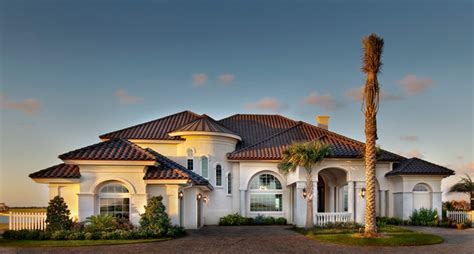 Sater Design Collection S 6962 Quot Padova Quot Home Plan Sater Mediterranean Home Plans