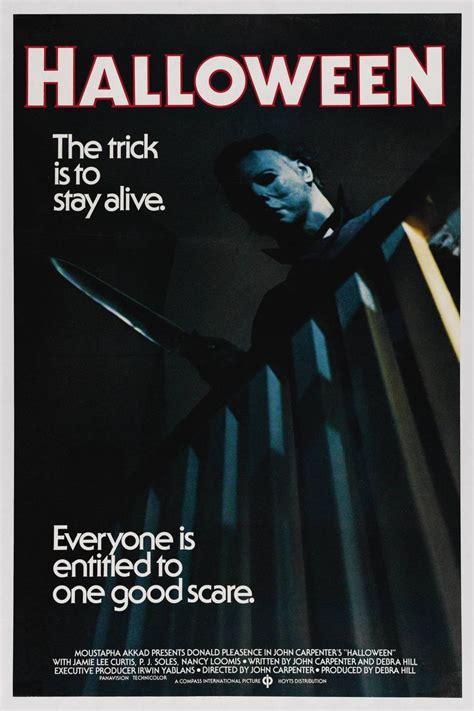 film horror favorite halloween john carpenter 1978 films horror posters