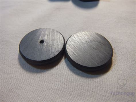 1 Inch Ceramic Magnets Strength by Review Of X Bet Ceramic Magnets 50 Bulk Pack Technogog