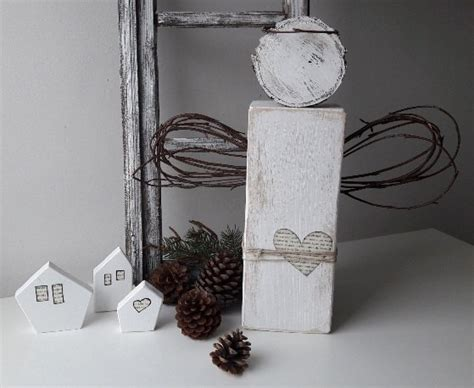 angel home decor rustic wooden angel christmas home decor hometalk