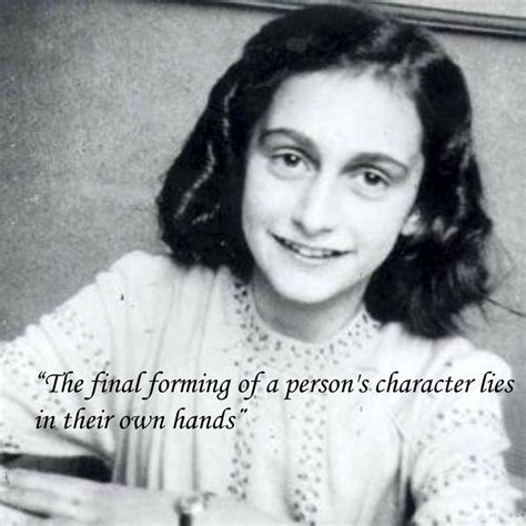 anne frank anne frank quotes that said quotesgram