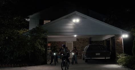 Mikes House by Things Season 1 Filming Locations Netflix