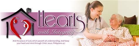 hearts with integrity home health care agency