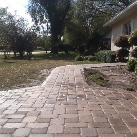 Patio Pavers Orlando Driveway Pavers Orlando Pavers And Pergolas
