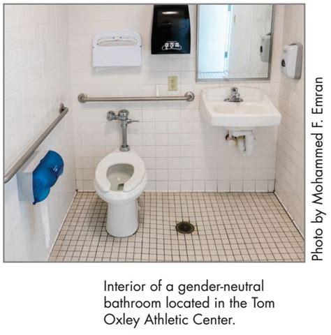 Gender Neutral Bathrooms On College Cuses by Breaking Neutral Ground Press