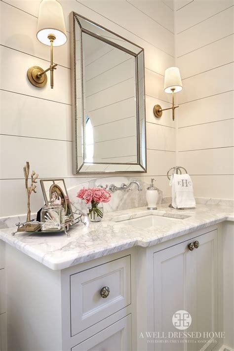 Farmhouse Shiplap 25 Best Ideas About Bathrooms On