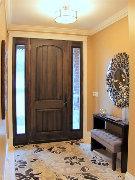 narrow foyer home design ideas pictures remodel  decor