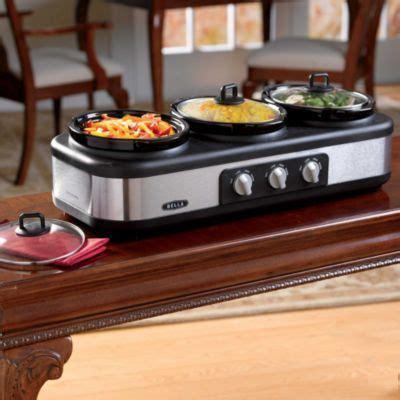 cooker buffet server cooker buffet server and taco bar on