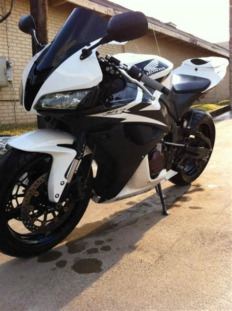 buy honda cbr600rr buy 08 honda cbr600rr white on 2040 motos
