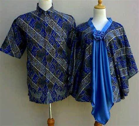 Baju Pasangan Terbaru design batik modern wallpaper