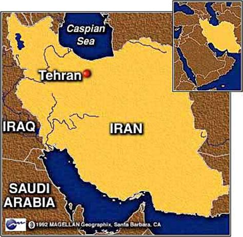 tehran on a world map cnn iran s khatami likely to win landslide victory