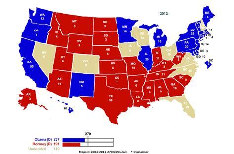 map us republican vs democrat democrat vs republican 2012 www imgarcade