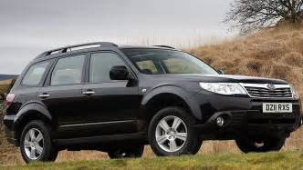 How Many Will A Subaru Forester Last Subaru Forester Specs 2008 2009 2010 2011 2012 2013