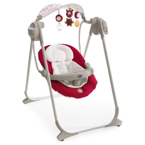 chicco altalena polly swing chicco balancelle polly swing up wave wave achat