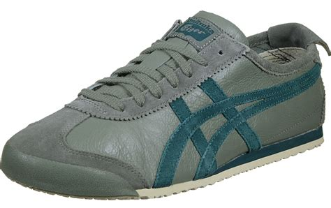 Onitsuka Tiger Original 3 onitsuka tiger mexico 66 vin shoes olive turquoise